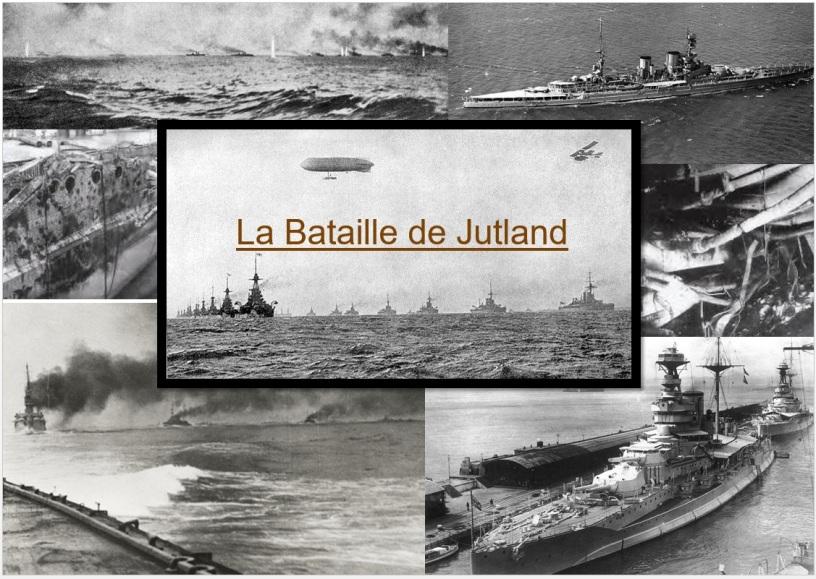 31 mai 1916 : Bataille du Jutland . Jutland0